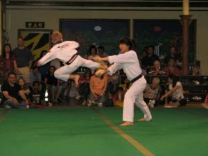Jackson Clarke, 2nd Degree Black Belt