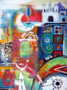 Tracy Verdugo's art