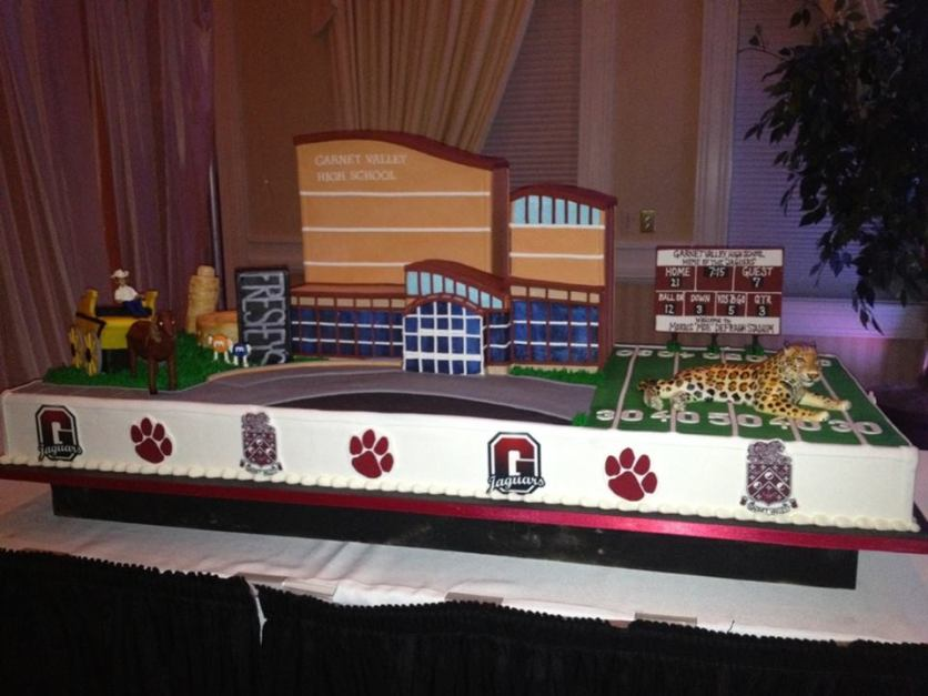 GVHS as CAKE!