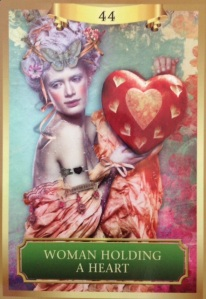 from Sandra Anne Taylors's energy oracle cards deck
