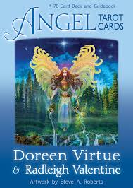 Doreen Virtue & Radleigh Valentine Angel Tarot cards deck