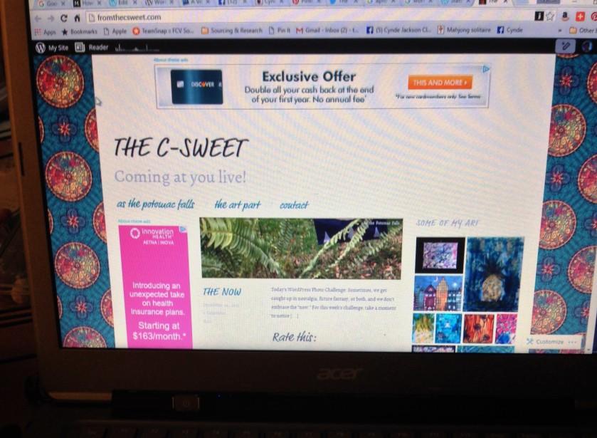 My Blog 12252015