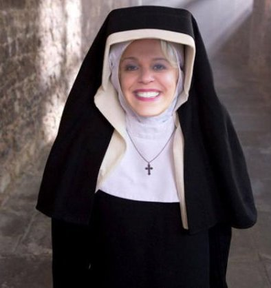 Sister Mary Chardonnay
