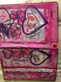 cover of art journal