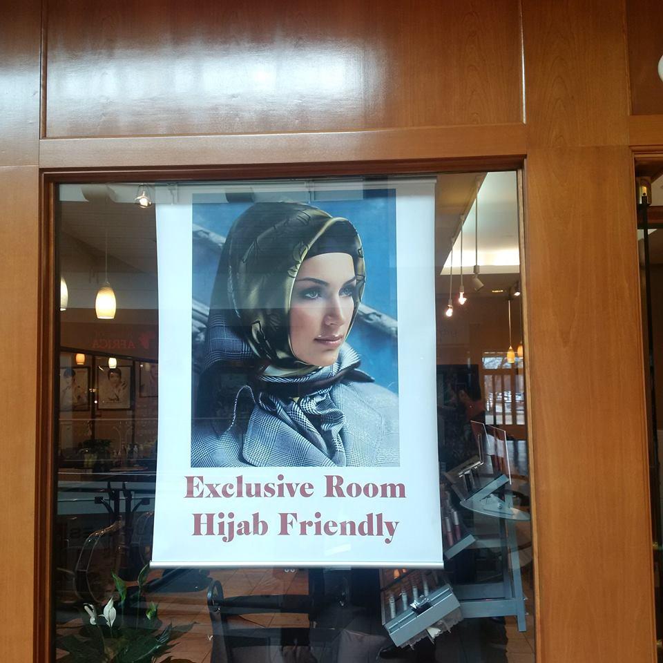 Oasis isi Hijab Friendly