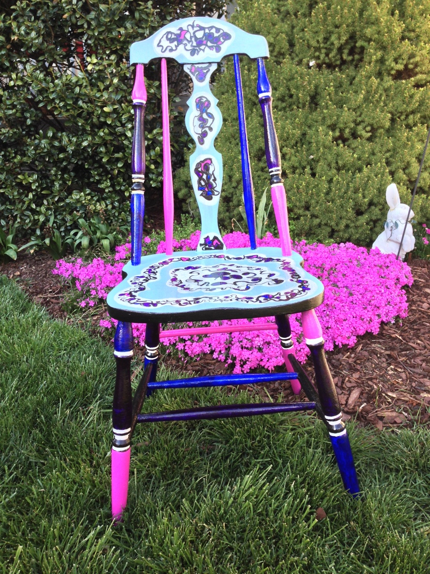 Doodle chair 1